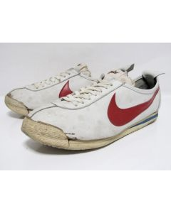 NIKE LEATHER CORTEZ OG from 1970s Made in Japan from 1970s Pre-Owned 11.5us (2180)